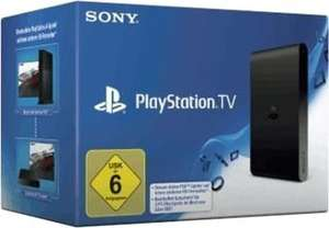 [Comtech] Sony Playstation TV (PS4 Remote Play, Streaming) für 39,90€
