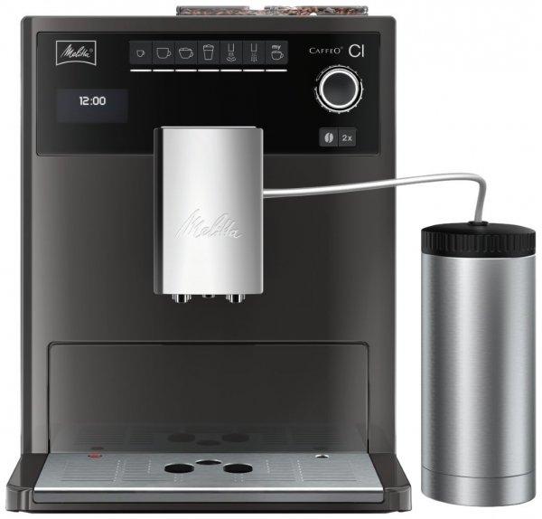 Melitta E970-205 Eleganter Kaffeevollautomat Caffeo CI Special Edition, 555 EUR @ amazon