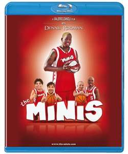 Amazon Prime : Blur -ray -  Film: The Minis  mit Dennis Rodman Nur 1,75 €