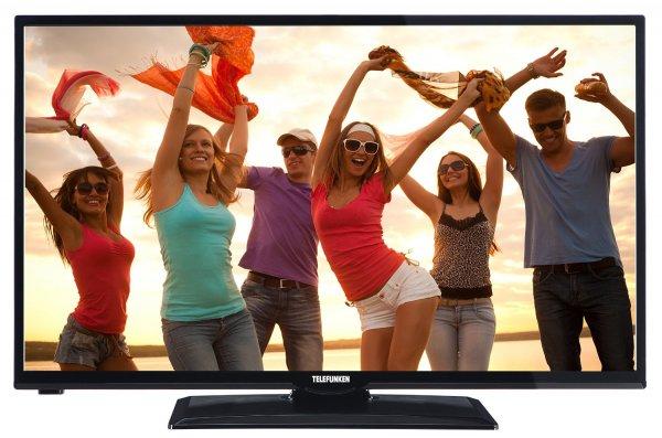 Amazon Blitzangebot: Telefunken D32F275I3 81 cm (32 Zoll) Fernseher (Full HD, Triple Tuner) [Energieklasse A] @222 Euro inkl. Versand