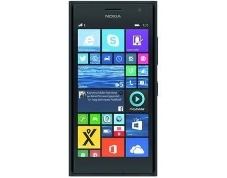 [allyouneed] Nokia Lumia 735 grau [Demoware]