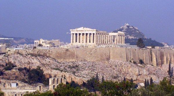 Städtetrip - 2 Tage Athen ab Berlin inkl. Flug, Hotel und Frühstück für nur 57€ p. P im November / Dezember