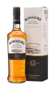 [Amazon] Bowmore 12 Jahre Islay Single