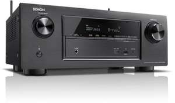 Denon Receiver AVR-X3200W, Dolby Atmos, DTS:X, Neuestes Modell, 4k60Hz HDCP 2.2, 7.2 *180W