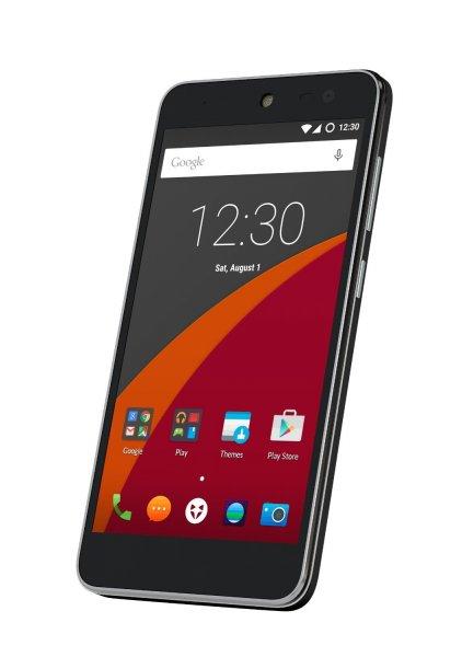 Wileyfox Swift Cyanogen Smartphone mit 5 Zoll (Gorilla) HD Display, Qualcomm Snapdragon 410,2 GB RAM,  16 GB intern, LTE, Dual Sim inkl.Vsk für ~ 169 € > [amazon.uk] > Vorbestellung
