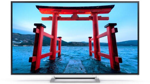 Toshiba 58M9363DG 146 cm (58 Zoll) 3D 4K Ultra HD LCD-TV, LED-Backlight, 800 Hz, 20 Watt RMS, Dolby Digital Plus, DVB-T/-T2/-C/-S2 Empfänger, HbbTV, WLAN, für 1073,95€ statt 1403,80€ @ ALTERNATE