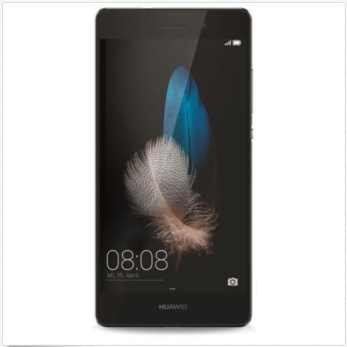 Huawei P8 Lite, Dual Sim, LTE - schwarz - ohne Vertrag - mobilebomber.de @ebay (ab 179,91 Euro mit 10% Ebay Gutschein)