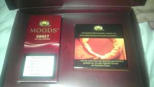Gratis Cigarillos [Moods]