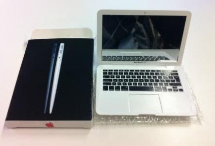 Wieder verfügbar! Apple Macbook Air Mirrorbook Taschenspiegel / Schminkspiegel [eBay]