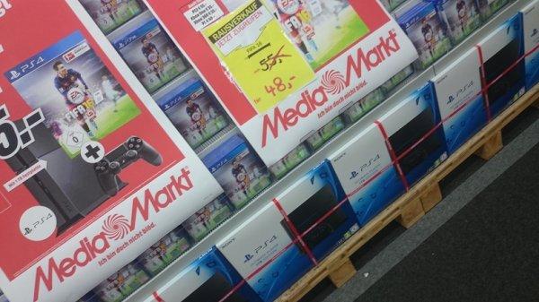 [Lokal Leipzig] MediaMarkt Fifa 16 PS4