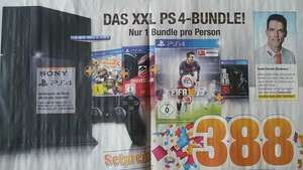 [Expert Bening Lüneburg] PS4 Bundle u.a. mit FIFA 16