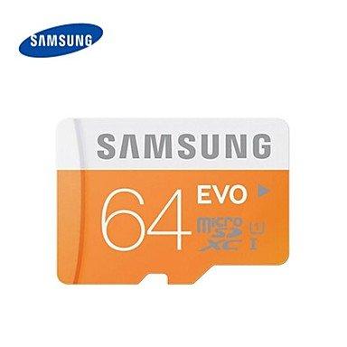 Samsung microSDXC EVO 64GB Class 10 UHS-I
