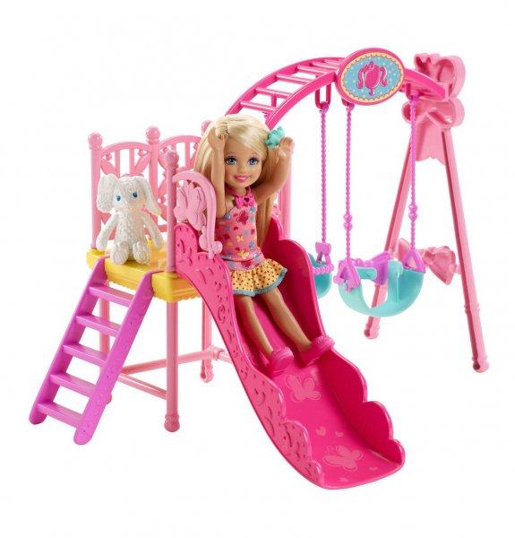 (Spielzeug/Galeria Kaufhof) Barbie Spielset Chelsea Schaukel für 13,94 €