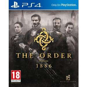 (PS4) The Order 1886 für 20,53 € bei TheGameCollection