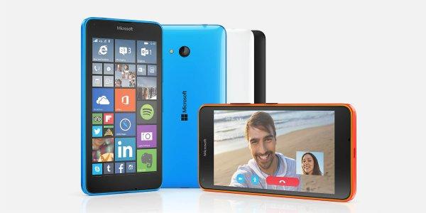 Microsoft Lumia 640 Dual Sim schwarz für 119,- €