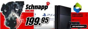 [MediaMarkt.CH] graded Sony Playstation PS4 500 MB für 199,95 CHF (183 EUR)