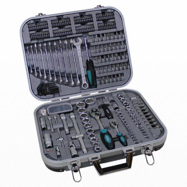 Brüder Mannesmann M98450 Werkzeugkoffer 232 Teile