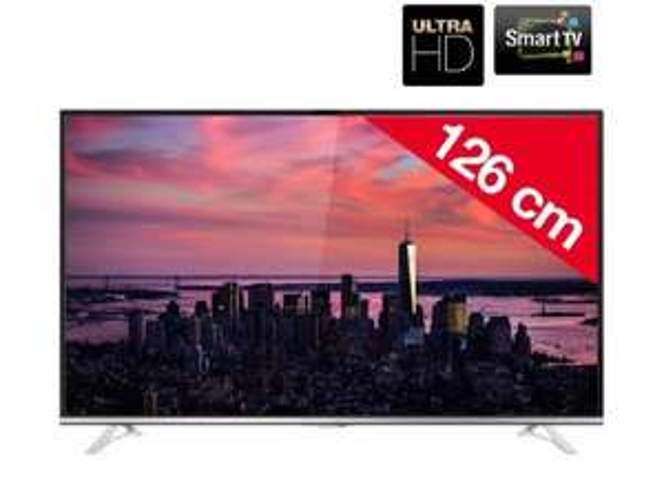 THOMSON 50UA6406 - LED-Fernseher Smart TV Ultra HD,4K, für 693,99€ statt 772,80€ @Pixmania