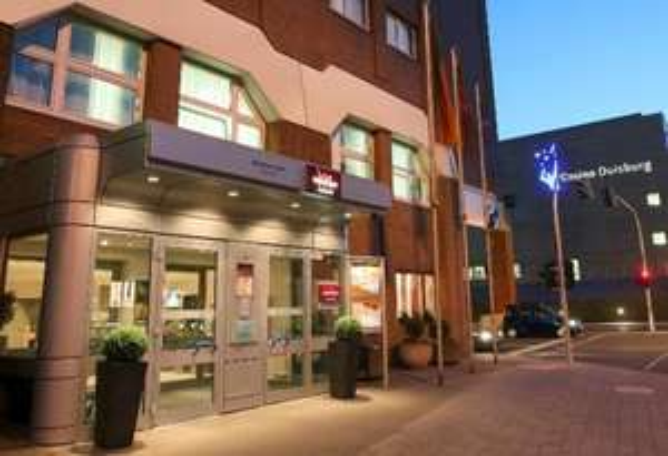 Post Reisen : Hotel Mercure Duisburg City ( 4*) - 2 Personen  - 1 Übernachtung inkl. Frühstück für 37 € ( Reisezeitraum vom 1.11.2015 bis 23.12.2015)
