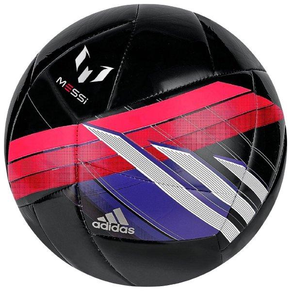 adidas Erwachsene Fußball F50 Messi, Black/Turbo F11/Blast Pur, 3, G73681