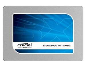 Crucial BX100 mit 250GB 2,5 Zoll-SSD für 77,05€ bei CSV-Computer/Allyouneed