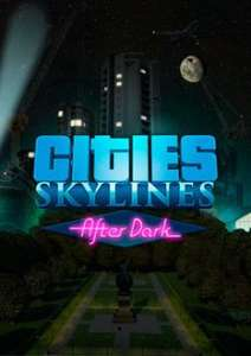[Nuuvem] Cities Skylines: After Dark Addon für ~6.40€.