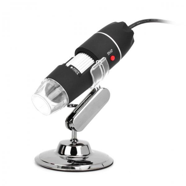 [CN] 50X - 500X USB Digital Mikroskop
