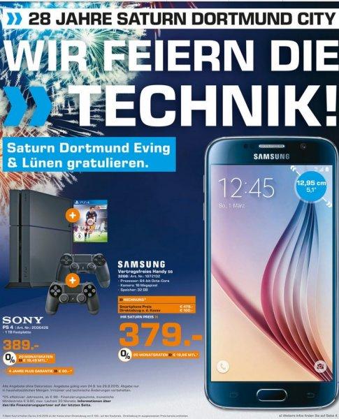 [Lokal Lünen/Dortmund]SONY PlayStation 4 Ultimate Player 1TB Edition + FIFA 16 + zweiter Controller