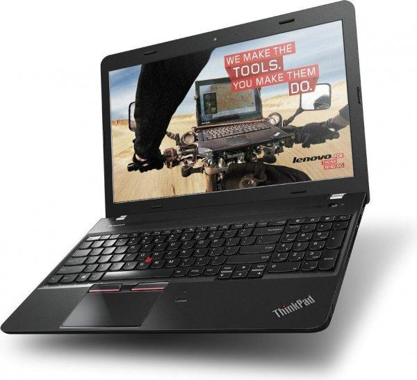 """Lenovo ThinkPad Edge E550 - Core i5-5200U, Intel HD 5500, 4GB RAM, 500GB HDD, 15,6"""" matt - 394€ @ Cyberport.de"""