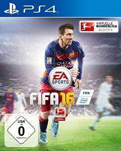 [Abgelaufen] FIFA 16 (PS4) @ Zack One App