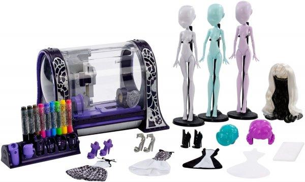 (Spielzeug/Prime) Monster High Monster Maker, inklusive 10 Stiften und Zubehör für 22,40 €