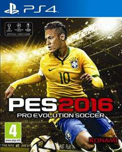 (PS4/Coolshop) PES 2016 Day One Edition für 41,50 € inkl. Versand