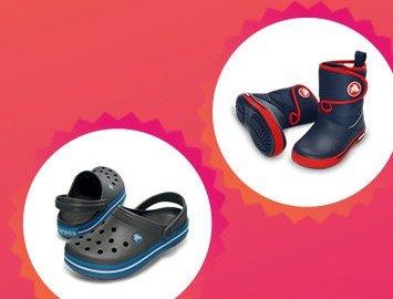 Crocs: 30% Wochenend-Rabatt + 25% Gutschein + kostenloser Versand
