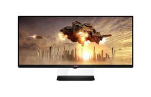 [lokal: Media Markt Augsburg] LG 34UM65-P | 388€ idealo: 512€ | 21:9 Ultrawide Monitor mit DisplayPort