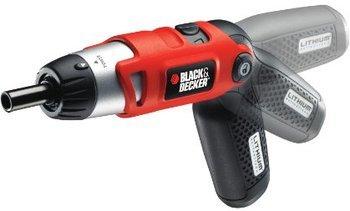 Black & Decker KC36LN-QW 3,6 V/1,3 Ah Li-Ion Akku-Schrauber mit Knick-Griff inkl. Vsk für ~ 20 € > [amazon.uk]