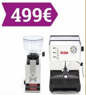 (Lokal Stuttgart - Biebrach&Dörr) LELIT PL41EM + Lelit PL43MMI Bundle / 499 Euro - fast 50 Euro Ersparnis