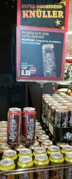 (Essen Kaisers) Relentless Energy für 0.88€