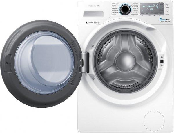 Samsung WW80H7600, geschätzter Jahres-Energieverbrauch 151, geschätzter Jahres-Wasserverbrauch 9400, x U/Min., für 738,95€ statt 848€ @Enzinger