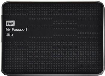 Western Digital My Passport Ultra 1TB schwarz  @ Saturn Ansbach, Erlangen, Fürth, Nürnberg