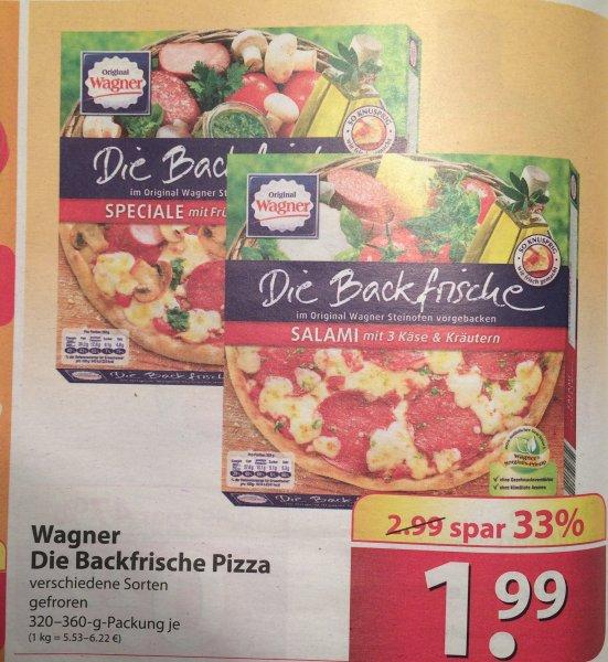 ( Famila Nord KW40 ) Wagner die Backfrische für 1.99.- evtl Bundesweit