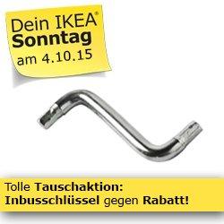 Lokal Ikea Hanau Inbus Aktion mit 10€ Gutschein