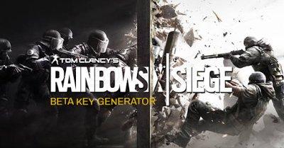 Rainbow Six Siege Closed Beta Zugang, Direkt ohne Registrierung Anmeldung oder Gewinnspiel! Sofort & Direkt Laden ! (Playstation 4)