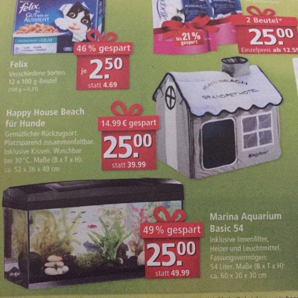 Marina Aquarium Basic 54 bei Fressnapf