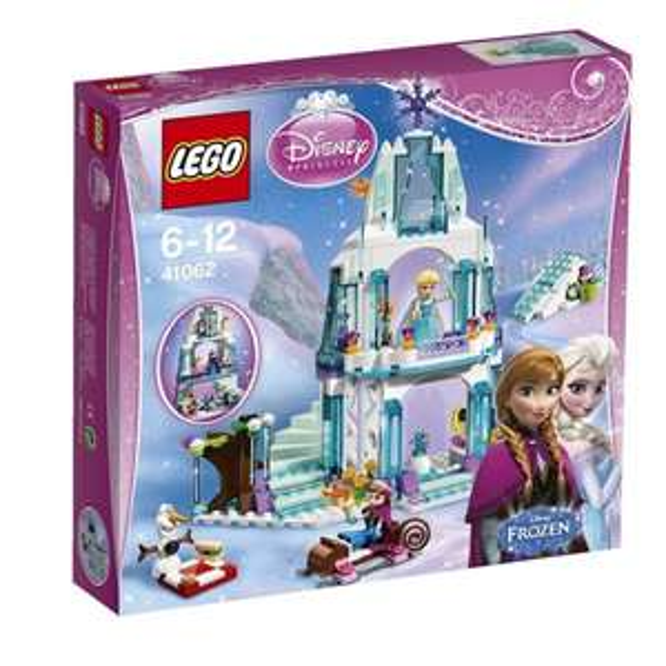 LEGO® Disney Princess™, 41062 Elsas funkelnder Eispalast für 29 €, @Real-Onlineshop