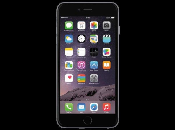 Iphone 6Plus 16GB Spacegrau [Mediamarkt online]
