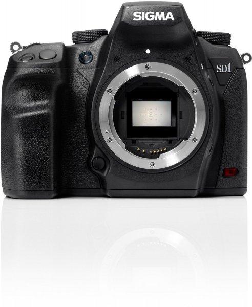 """Sigma SD1 Merrill SLR-Digitalkamera/Spiegelreflex, 46 Megapixel, 3"""", für 737,01 € @ Amazon.de"""