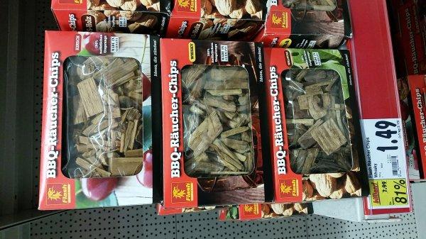 lokal Kaufland Berlin Biesdorf: Smoker Chips für 1.49