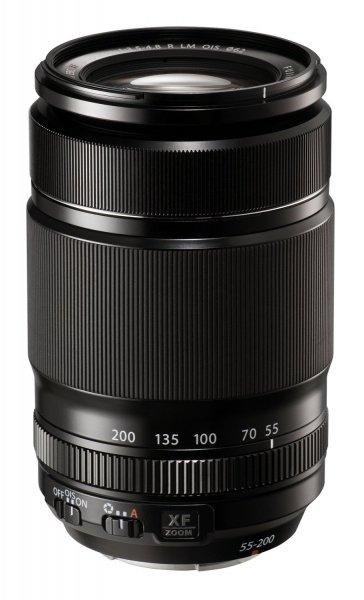Fujifilm Fujinon XF 55-200mm F3.5-4.8 R LM OIS Objektiv X-Mount für 490,74 € @Amazon.de