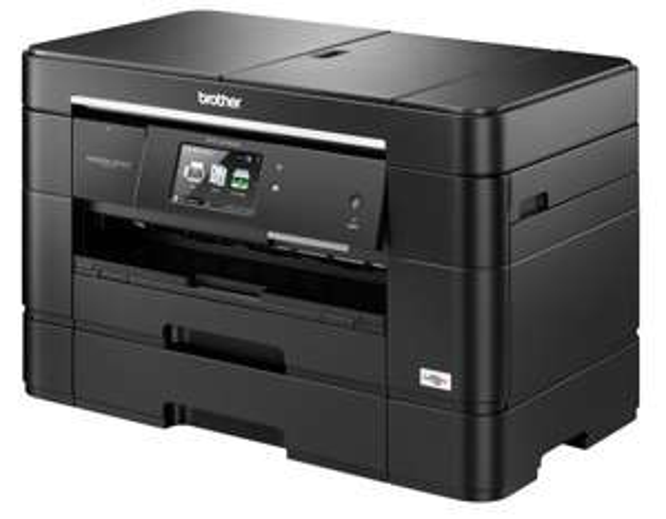Brother MFC-J5720DW 4-in-1 Farbtintenstrahl-Multifunktionsgerät (A3, Farbdrucker, Farbkopierer, Scanner, Fax, 6000 x 1200 dpi, USB 2.0. WLAN) für  181,50 € @Amazon.it