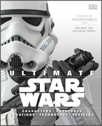 Ultimate Star Wars (Englisch) Gebundene Ausgabe (Hardcover) inkl. Vsk für ~ 21 € > [amazon.uk]